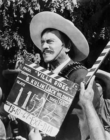 Pancho Villa . 1967 . Buzz Kulik . MG_4325-9
