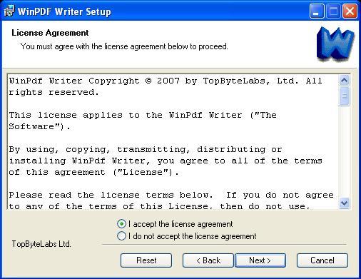 winpdf writer
