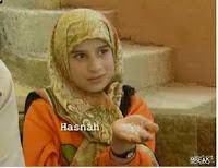 Air Mata Kristal Gadis Lebanon