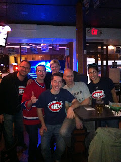 New York City Hosts Its Debut Habs Tweetup