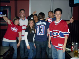 Habs Tweetup in Toronto – Habs Fans Represent!
