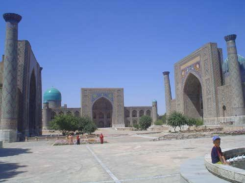 Samarkand Uzbekistan  city photos : Samarkand Uzbekistan Image