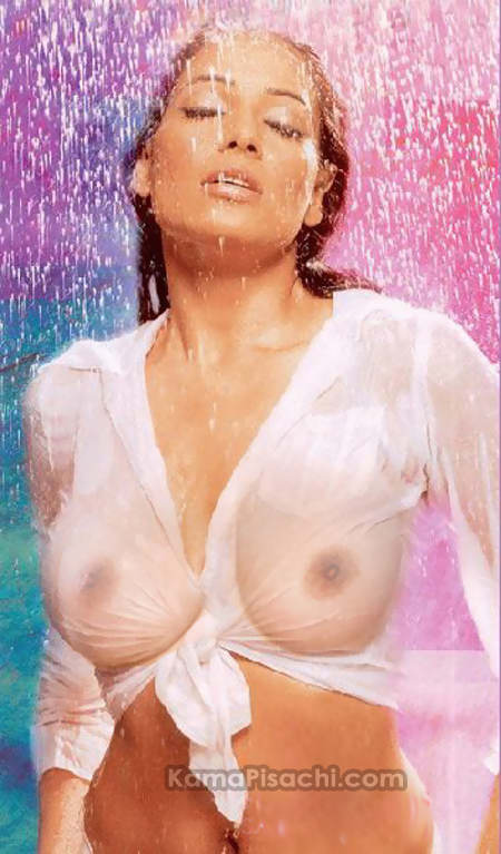 Bipasha Basu nipples slip photo