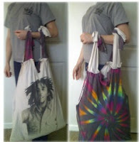 T-Shirt Grocery Bag