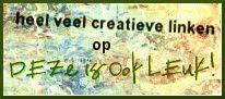 Creatieve link met veel uitleg
