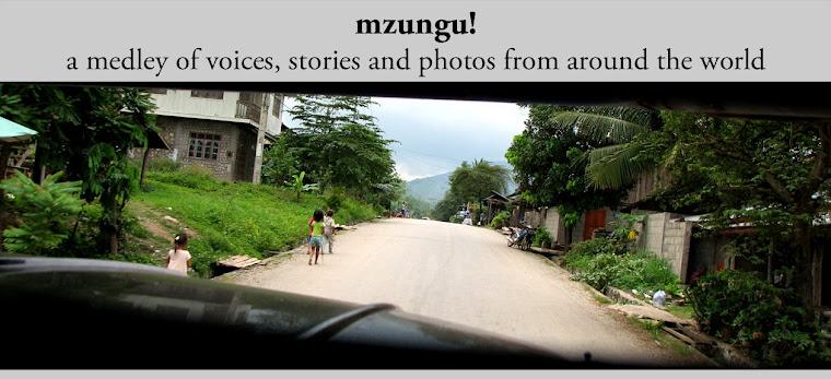 mzungu!