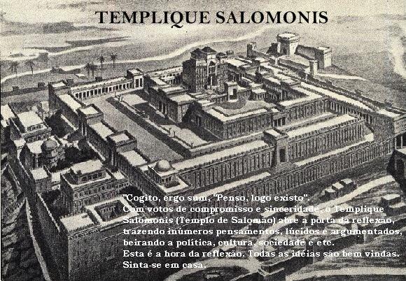 Templique Salomonis