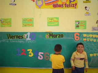 Ambientacin De Aula De Preescolar