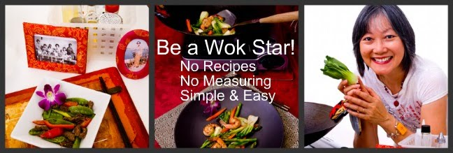 Be a Wok Star