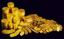 El oro no es mas qe