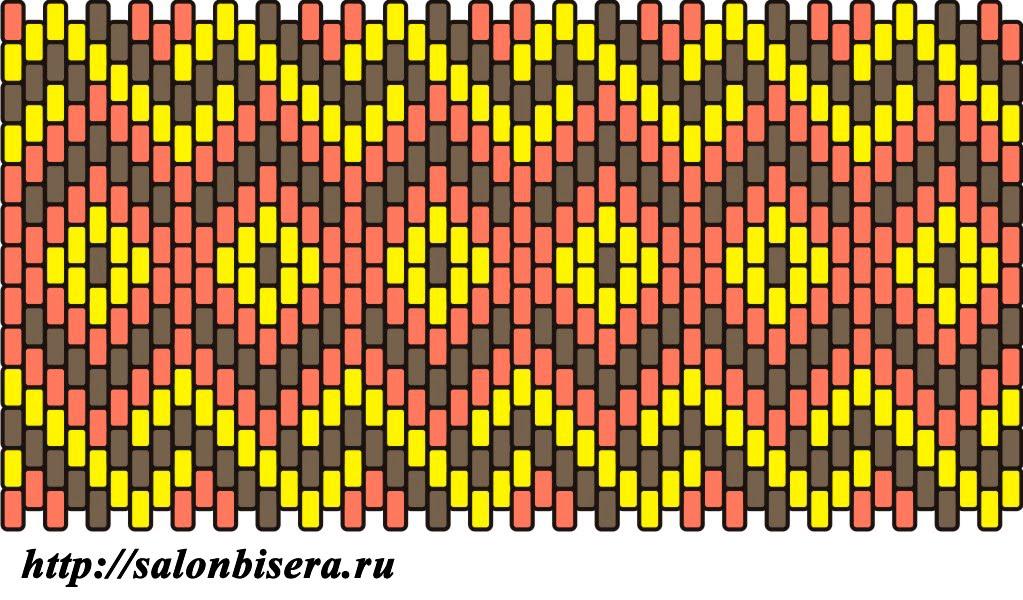 Автор: Admin Дата: 30.10.2013 Описание: Мозаичное бисероплетение - Плетение бисером - схемы и. Разделы.