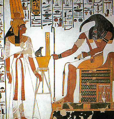 Osiris egyptian symbol