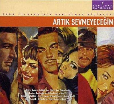 1960 - 69 Serisi Yesilcam+Sarkilari+1+2+3++Yildizlarin+Altinda+Artik+Sevmeyecegim+Askin+Kanunu