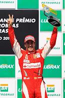 9º Podio con Ferrari (3º)
