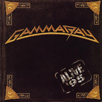 Gamma Ray (power/heavy - Allemagne) Alive+95