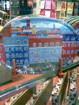 Härliga plåtburkar från Köpenhamn