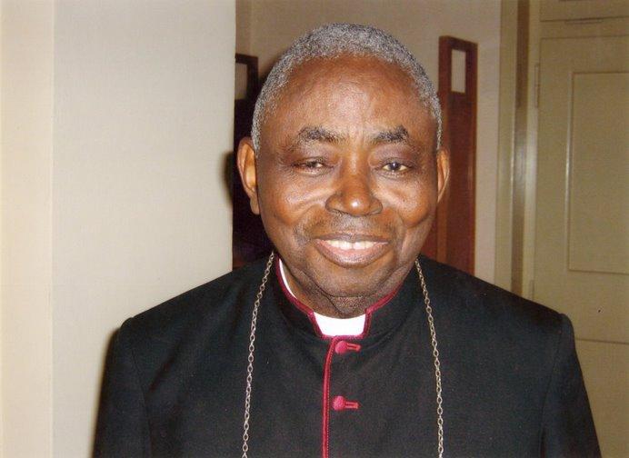 Mgr Léon LESAMBO