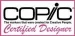 We are Copic Certified!