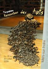 """""""Rencontre des arts"""".Exposition collective"""