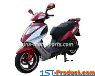 EEC Gas Scooter / Motor