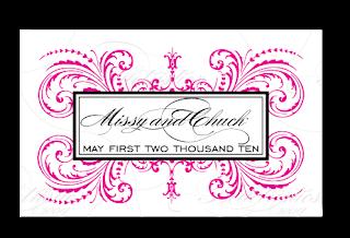 custom wedding logo monogram design