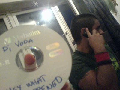 DJ Yoda - Hey Wha' Happened