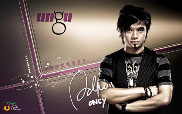 logo foto gambar vokalis band Ungu
