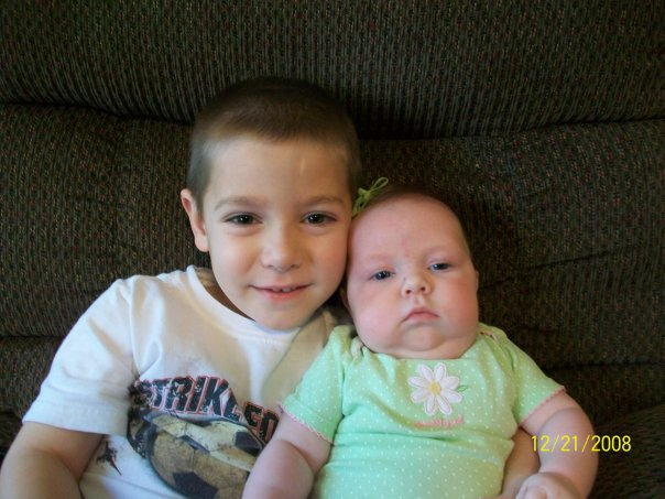 The Other Pieces Of My Heart-MyNephew Braden and Niece Avery