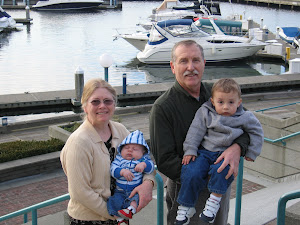Papa & Gramma Wandler with Boys