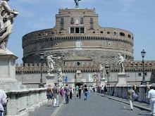Roma - Castelo de S. Ângelo