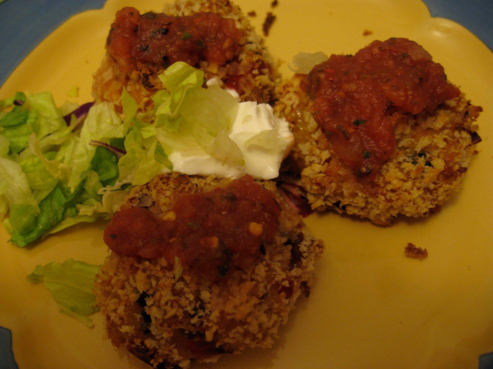 Mexican Rice Balls Recipe — Dishmaps