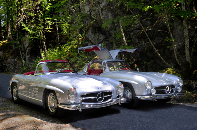 Mercedes Benz 300sl Roadster. MERCEDES-BENZ 300SL GULLWING
