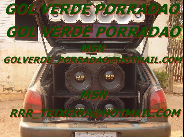 GOL VERDE PORRADAO  2010