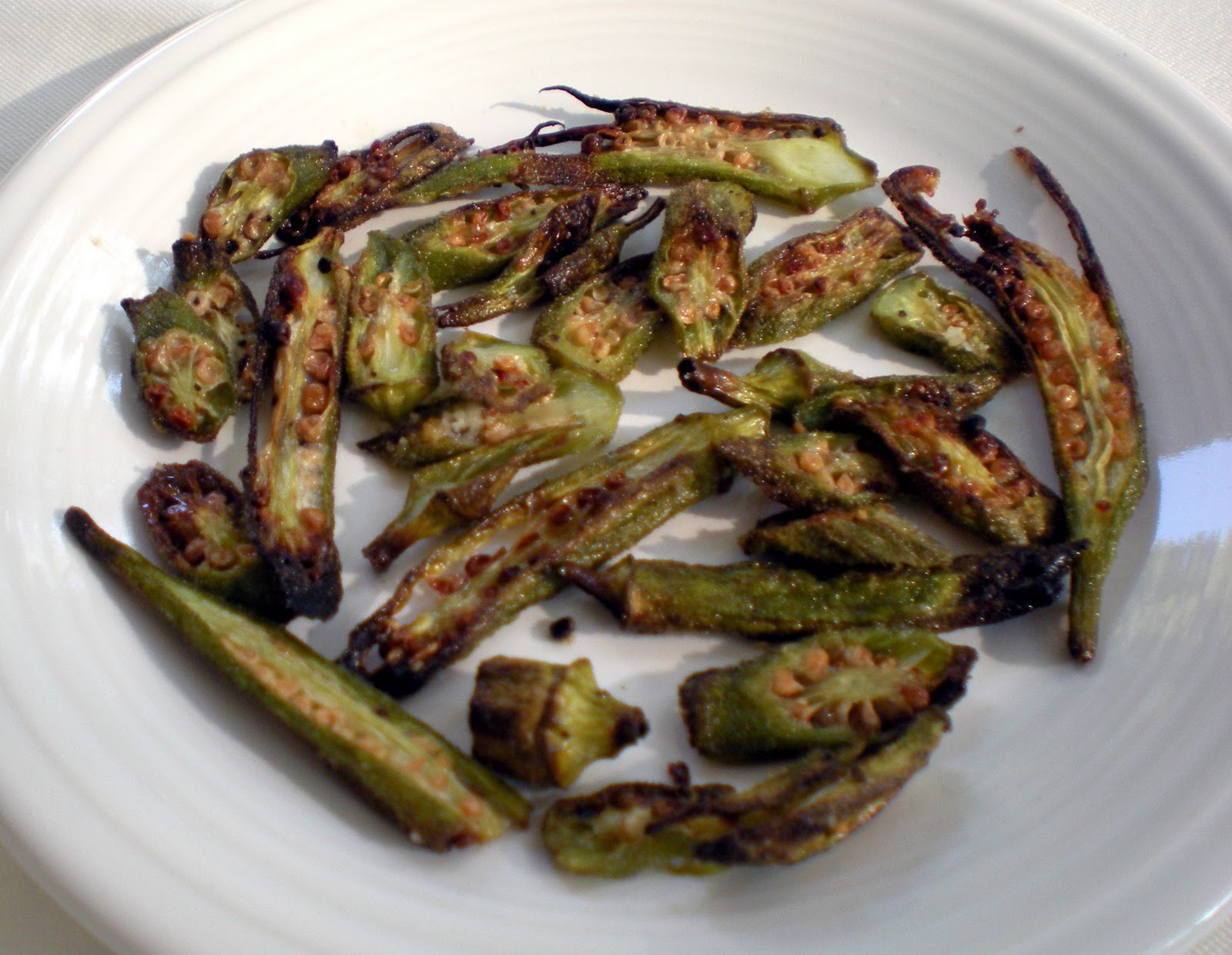 Baked Okra Fries - Bing images