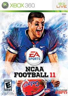 NCAA FootBall 11 – XBOX360