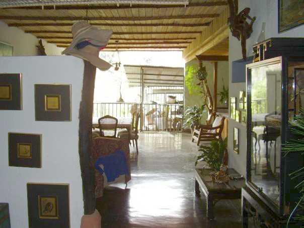 posada casa vacacional jardin bambu caripe
