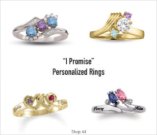 designer jewelry promise ring a symbol of faith and