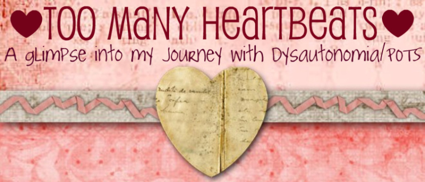 ♥ Too Many Heartbeats  ♥
