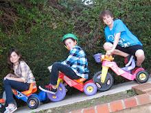 Kylie, Dustin & Blaine
