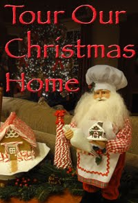 Christmas 2010 Tour of Our Home