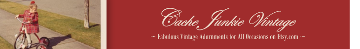 Cache Junkie Vintage