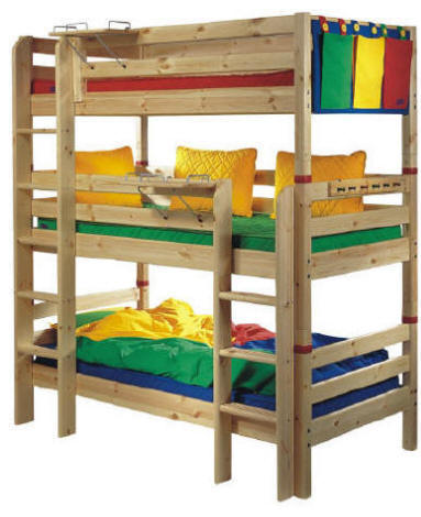 Cheap Bunk Beds For Three