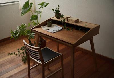 Anothercompany - Joachim Baan: Japanese furniture