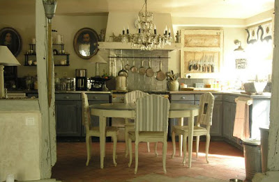 Site Blogspot  French Country Living Room on Country Living