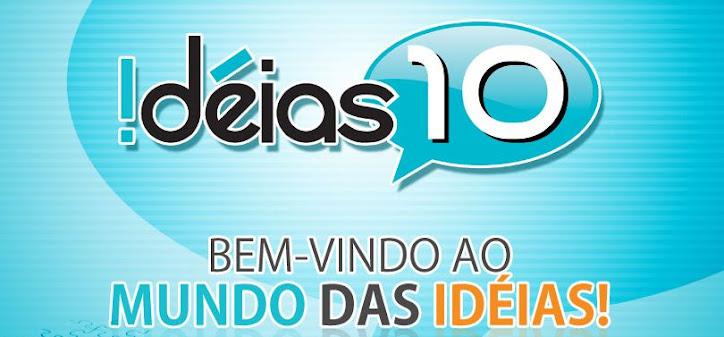 Ideias10.com.br - As melhores ideias reunidas num único Portal
