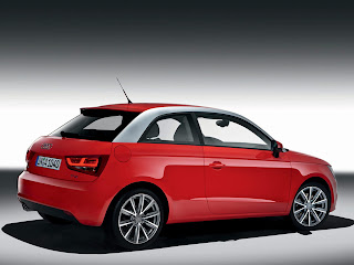 wallpapers Audi A1