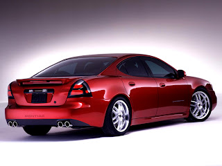 Pontiac - Grand Prix G Force Concept 2002