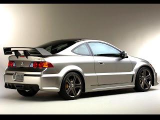 Acura - RSX Concept-R 2002