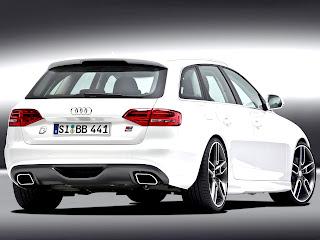 Audi A4 Avant tuning B&B