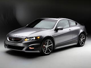 Honda - Accord HFS Concept
